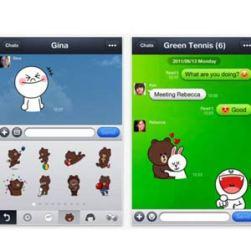 El servicio de mensajería instatánea, Line, supera los 200 millones de usuarios