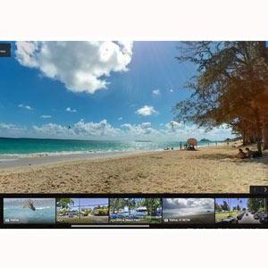 Con Google Maps Views podrá viajar sin moverse del sofá gracias a las fotos panorámicas