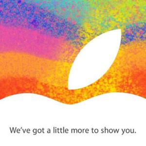 Apple evento 22 oct