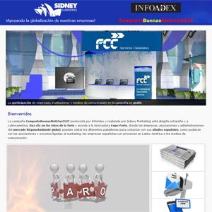 ComparteBuenasNoticiasCLIC, la campaña internacional de branded content de las mayores empresas españolas