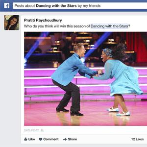 """Facebook añade """"poderío"""" a su buscador Graph Search"""