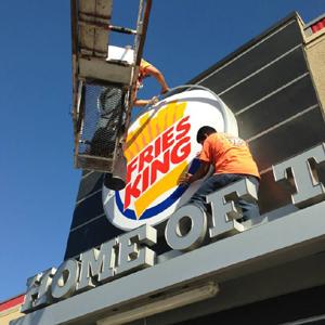 Burger King ahora se llama 'Fries King': ¿mantendrá el nuevo nombre para siempre?