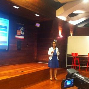 """Natalia Arango (Privalia) en #MKPrecisión:""""La clave es comunicar a través del canal idóneo, segmentar y personalizar"""""""