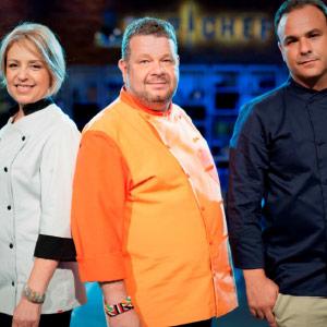 El robot de cocina Mycook de Taurus se cuela en la cocina de Top Chef, el nuevo programa de Antena 3 presentado por Alberto Chicote
