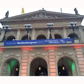 ¿Quiere volar al Frankfurt más 'marketero'? Nuestra galería le acercará el #MedienKongress a su sofá