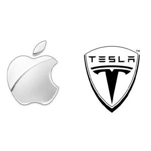 Tesla apple1