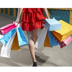 Mujer-compras