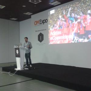 Cinco ideas para aplicar en una estrategia de display con Adidas en OMExpo