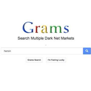 Nace Grams, el 'Google' del mercado negro