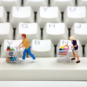 shopping online compra online