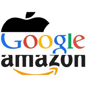google amazon apple buscan clientes empresariales
