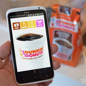 dunkin donuts coffe