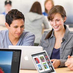 Apple clases cursos jóvenes