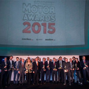MOTOR AWARDS 2015