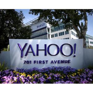 Yahoo's Headquarters In Sunnyvale, California