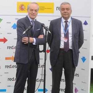 José Manuel de Riva y Víctor Calvo-Sotelo (1)