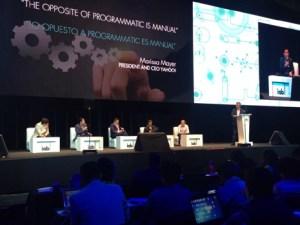 IAB Conecta México - Panel de disertantes