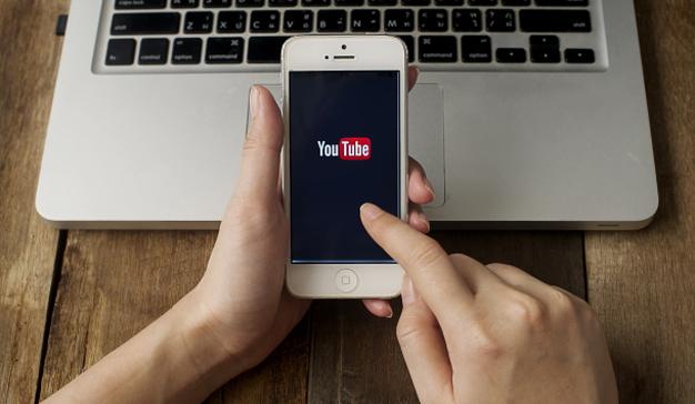 Youtube mobile smartphones