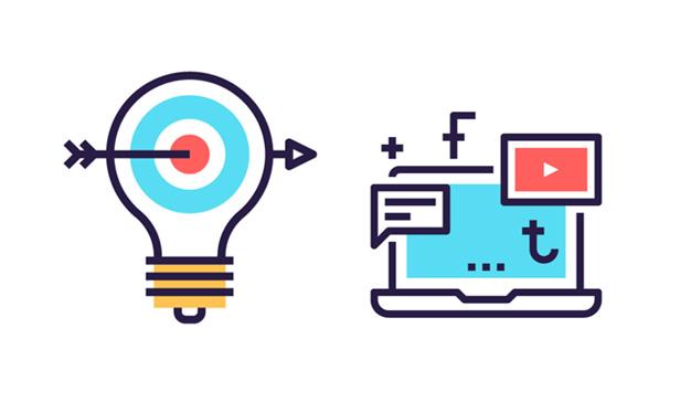 efectividad redes sociales imagen