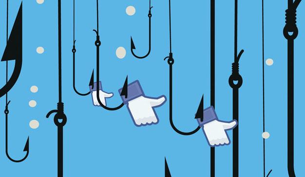 """El cambio de algoritmo de Facebook impide a los medios """"pescar"""" a los usuarios"""