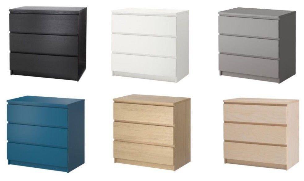 IKEA no retirará en España las cómodas Malm, causantes de la muerte ...