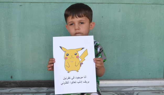 pokemon siria