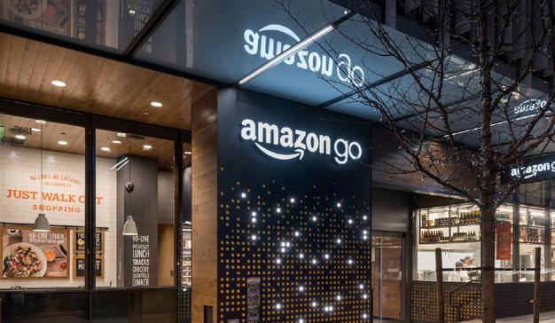 El futuro del retail hoy de la mano de Amazon Go