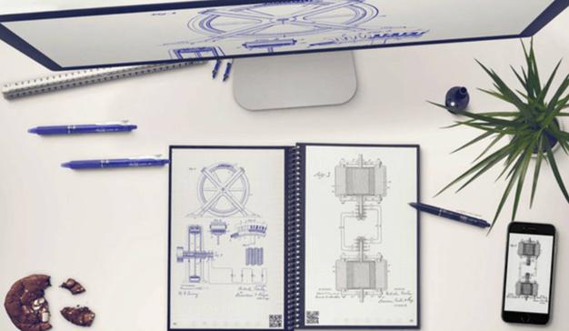Everlast Notebook, el cuaderno que aúna lo analógico con lo ...