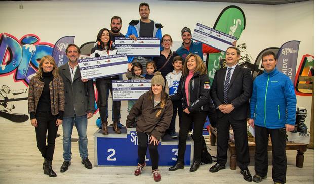 El II Campeonato Madrid SnowZone para periodistas incluirá el snowboard como modalidad