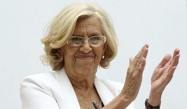 Carmena creará una nueva marca para mejorar la imagen de Madrid