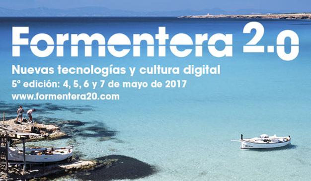 Creatividad, tecnología y cultura digital: la apuesta de la 5ª edición de Formentera 2.0