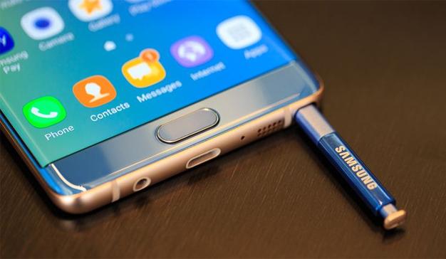 Samsung volverá a vender el Galaxy Note 7 (después de pasarlo por chapa y pintura)