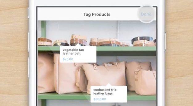 """Instagram se apunta al marketing directo con nuevos posts """"shoppable"""""""
