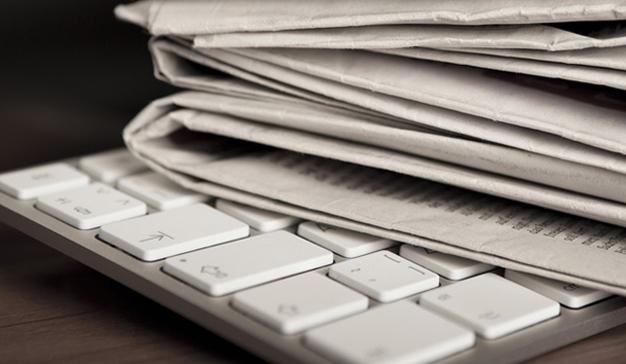 La prensa escrita se desploma por debajo de los 100.000 ejemplares en venta