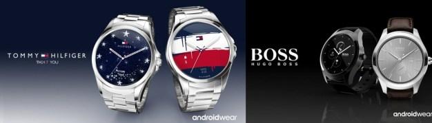 """Hugo Boss y Tommy Hilfiger, la tecnología más """"trendy"""" en sus nuevos smartwatch"""