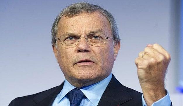Martin Sorrell, CEO de WPP, es hoy 50 millones de dólares más rico