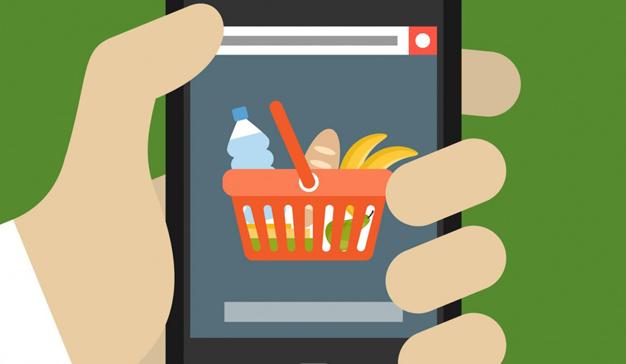 Internet no es lugar para la alimentación, ni los muebles, ni la ropa…