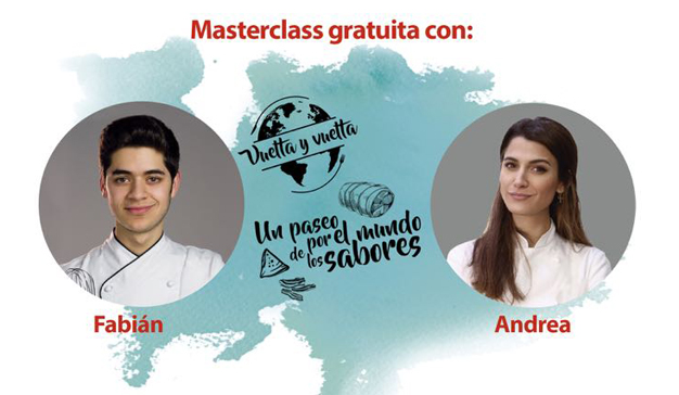 Los finalistas de MasterChef llenarán de sabor el Espacio Torrelodones