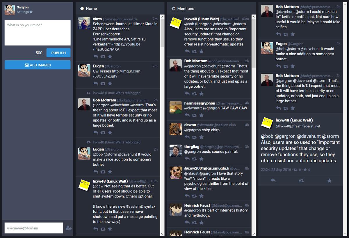 Mastodon la red social que le cortar las alas a twitter si es que mastodon la red social que le cortar las alas a twitter si es que malvernweather Images