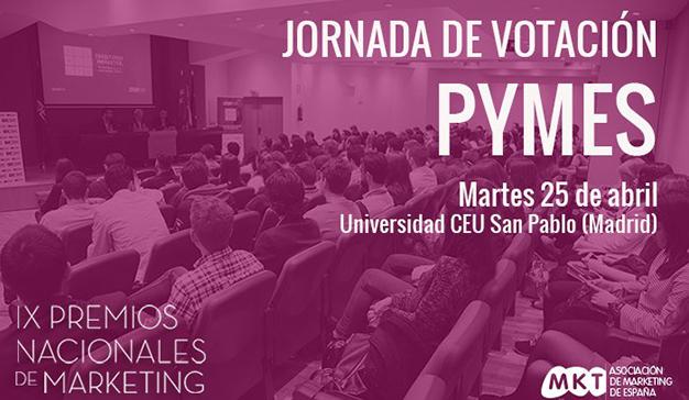 200 estudiantes elegirán a las empresas ganadoras de los Premios Nacionales de Marketing