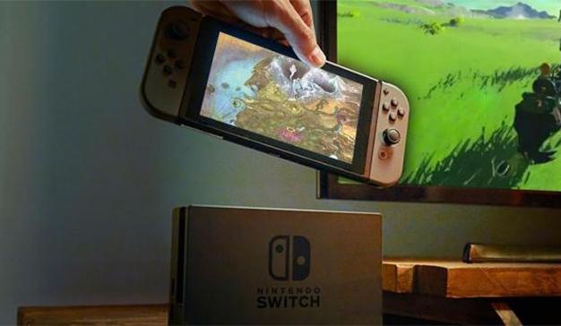 Las acciones de Nintendo crecen gracias al lanzamiento de la Nintendo Switch