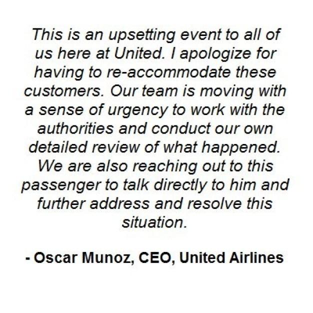 United Airlines o cómo (no) gestionar una crisis cuando la reputación entra caída libre