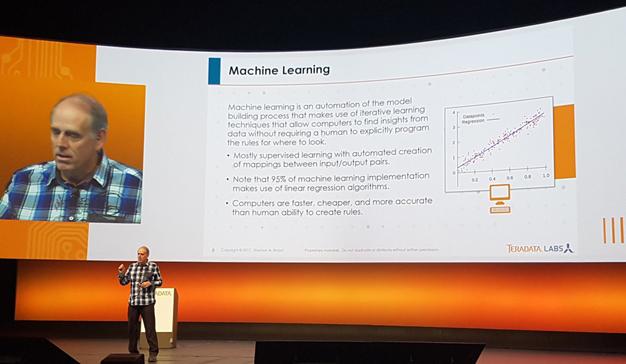 """Stephen Brobst (Teradata): """"El Deep Learning es el nuevo petróleo"""""""