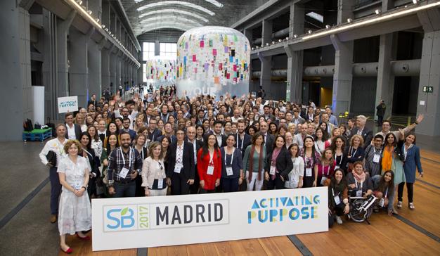 Más de 400 profesionales se han reunido para compartir inspiración en Sustainable Brands Madrid