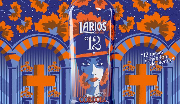 Larios 12 rinde un homenaje a Córdoba en este mes de mayo