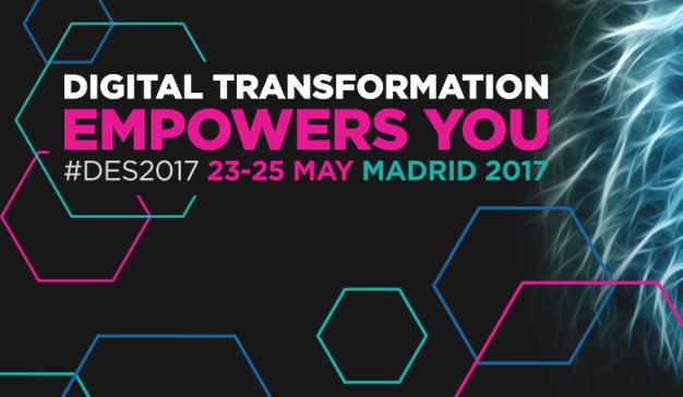 DES2017 repasará las últimas tendencias en marketing digital del 23 al 25 de mayo en Madrid