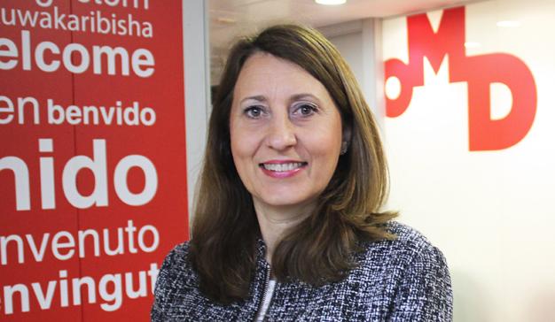 Rosa Burgos, Associate Director de OMD Madrid
