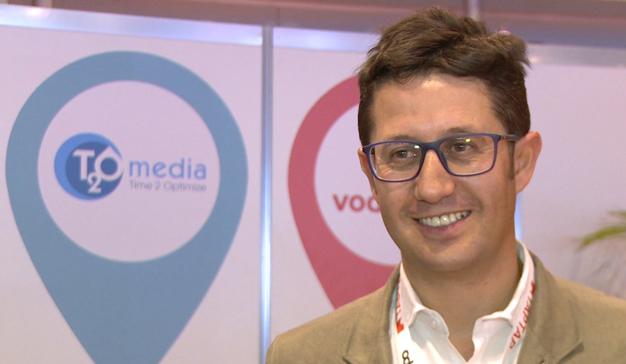 """Óscar Alonso (T2O media): """"En social media, el mensaje es lo que da el valor a marca"""""""