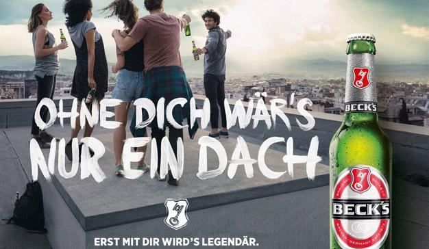 El nuevo anuncio de Beck's invita a disfrutar de los buenos momentos con una cerveza en la mano