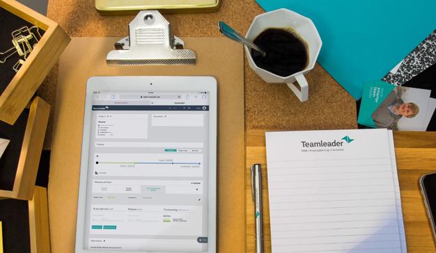 Teamleader propone el trabajo inteligente en el nuevo entorno digital y colaborativo